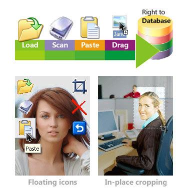 AccessImagine software screenshot